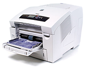 xerox phaser 8560 t color solid ink